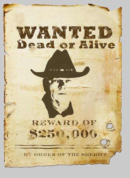 Doc10651300 Old Fashioned Wanted Poster Doc10651300 Old – Old Fashioned Wanted Poster